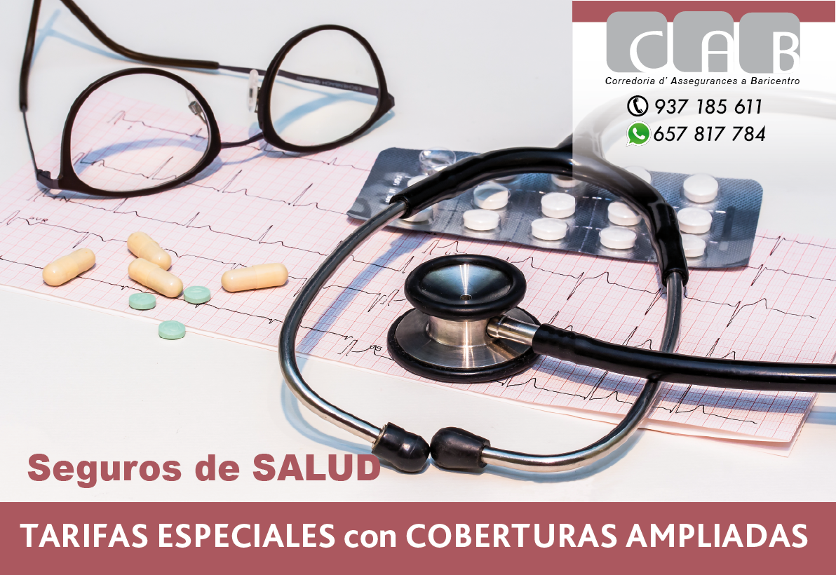 Póliza Médica Privada. CAB Correduria Seguros Baricentro