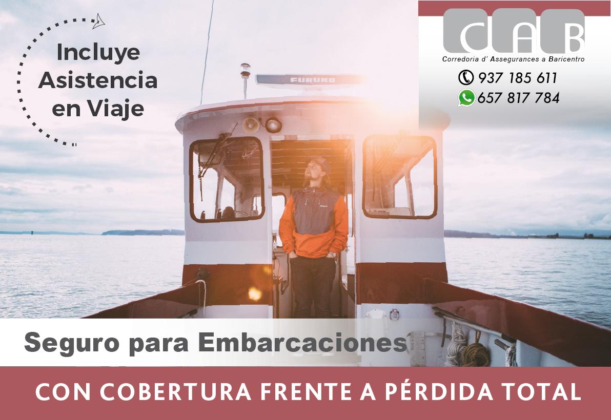Seguro Embarcaciones. Cobertura frente a pérdida total. #CABCorreduriaSegurosBaricentro - Photo by Garrett Parker on Unsplash