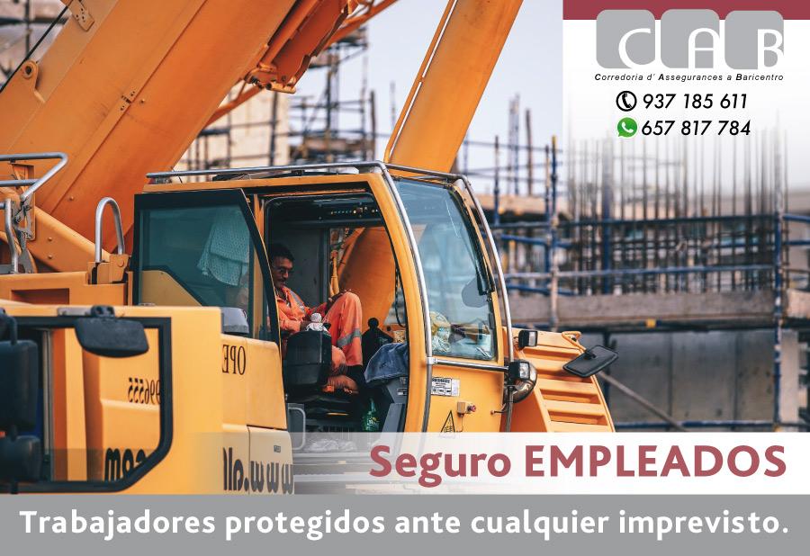 Seguro EMPLEADOS - CAB Correduría Seguros Baricentro - Photo by Igor Ovsyannykov on Unsplash