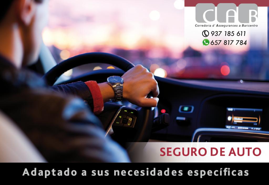 Seguro de Auto - CAB Correduría Seguros Baricentro - Photo by Why Kei on Unsplash