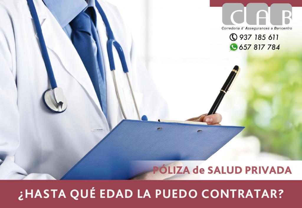 Póliza de Salud Privada - CAB Correduría Seguros Baricentro