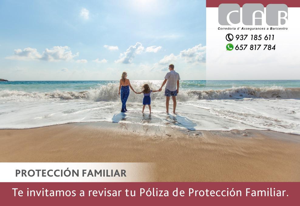 Póliza de Protección Familiar - CAB Correduria Seguros Baricentro