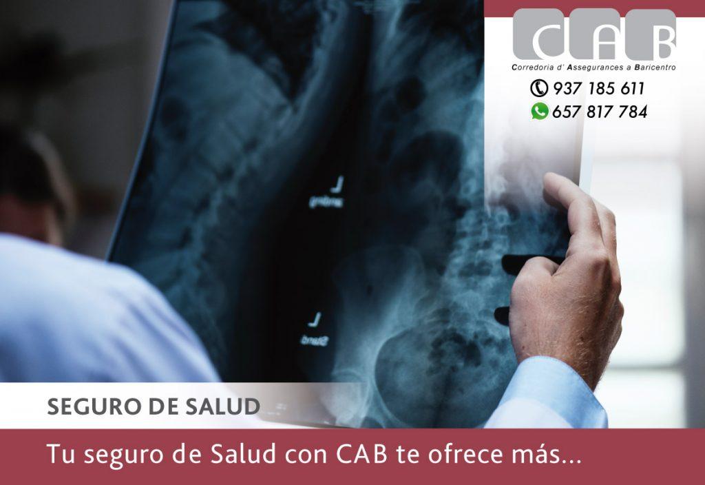 Seguro de Salud - CAB Correduria Seguros Baricentro