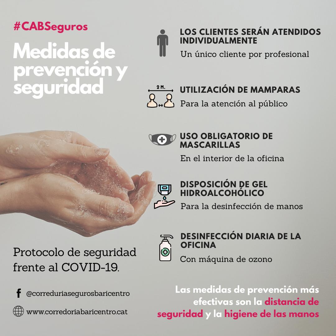 SEGURIDAD Y PREVENCION SEGUROS BARICENTRO